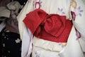 Geisha in kimono Royalty Free Stock Photo