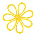 Gel flower icon. Stock Photography