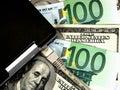 Geld 3 Lizenzfreies Stockfoto