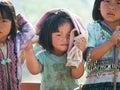 Gelukkige Slechte Kinderen Royalty-vrije Stock Fotografie