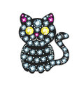 Gem Cat Royalty Free Stock Images