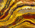 Gem onyx close-up Royalty Free Stock Images
