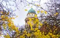 Gendarmenmarkt berlin in autumn Royalty Free Stock Photo