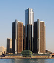 General Motors headquarters Stock Images