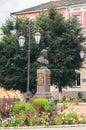 General Seslavin memorial in the city of Rzhev, Tver region, Russia.