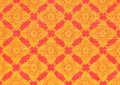 General traditional thai style native fabric weave pattern texture of Royalty Free Stock Photo