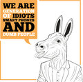 We are generation of idiots.