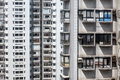 Generic apartment building Royalty Free Stock Photo