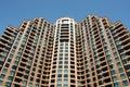 Generic Highrise Housing Royalty Free Stock Photo