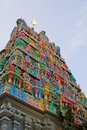 Generic Hindu temple Royalty Free Stock Photography