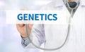 GENETICS Royalty Free Stock Photo