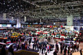 Geneva 2012 Motor Show Stock Photos