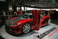 Geneva 79th International Motor Show Stock Photo