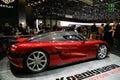 Geneva, 79th International Motor Show Stock Photography
