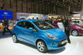Geneva Motor Show 2009 - New Ford KA Royalty Free Stock Image