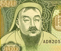 Genghis Khan Royalty Free Stock Image