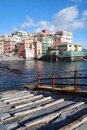 Genoa, Liguria, Italy Royalty Free Stock Photography