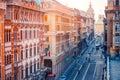 Genoa Royalty Free Stock Photo