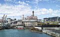 Genova Royalty Free Stock Photo