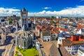 Gent, Belgium Royalty Free Stock Photo