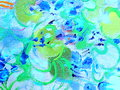Gentle abstract  multicolor background or pattern Royalty Free Stock Photo