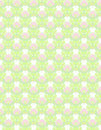 Gentle floral pattern beautiful seamless Royalty Free Stock Image