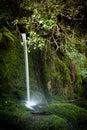 Gentle waterfall Stock Photos