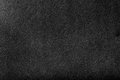 Genuine black leather background pattern high resolution Stock Photography