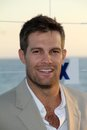 Geoff stults at the fox all star party gladstones malibu ca Royalty Free Stock Photos
