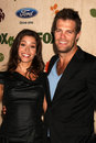 Geoff Stults, Mercedes Masohn Royalty Free Stock Images