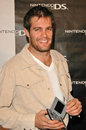 Geoff stults at the nintendo ds pre launch party at the day after hollywood ca Royalty Free Stock Photography