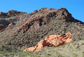 Geology of Pinto Valley in Lake Mead Recreational Area, Nevada