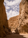 Geology view beautiful israel on a sunny day photo taken on april Stock Images