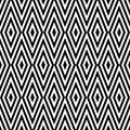 Geometric abstract retro seamless pattern background