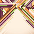 Geometric abstraction. Stock Images