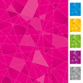 Geometric background Stock Photos