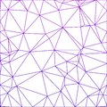 Abstract wireframe polygonal abstract mesh.