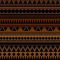 Geometric background rainbow color. Vector illustration