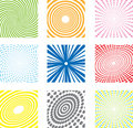 Geometric backgrounds Royalty Free Stock Photo
