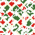 Geometric Camouflage Texture Pattern Royalty Free Stock Photo