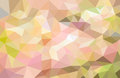 Geometric colourful low poly background Royalty Free Stock Photo