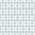 Geometric gray ikat seamless pattern background