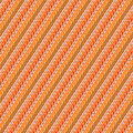 Geometric hipster pattern with diagonal lines multicolor and small shapes stylized of s textile design texture for print wallpaper Stock Photography