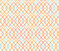 Geometric multicolor endless pattern netting light structure abstract decorative background Royalty Free Stock Photos