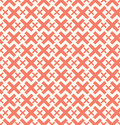 Geometric multicolor seamless pattern netting structure Royalty Free Stock Photography