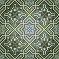 Geometric Oil Paint Decorative Seamless Pattern Royalty Free Stock Photos