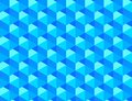 Geometric seamless pattern - abstract .