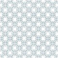 Geometric pattern with rectangles. Seamless vector background. Royalty Free Stock Photo