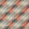 Geometric print abstract textured background seamless pattern Royalty Free Stock Photos