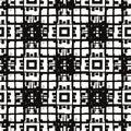 Geometric retangle pattern.